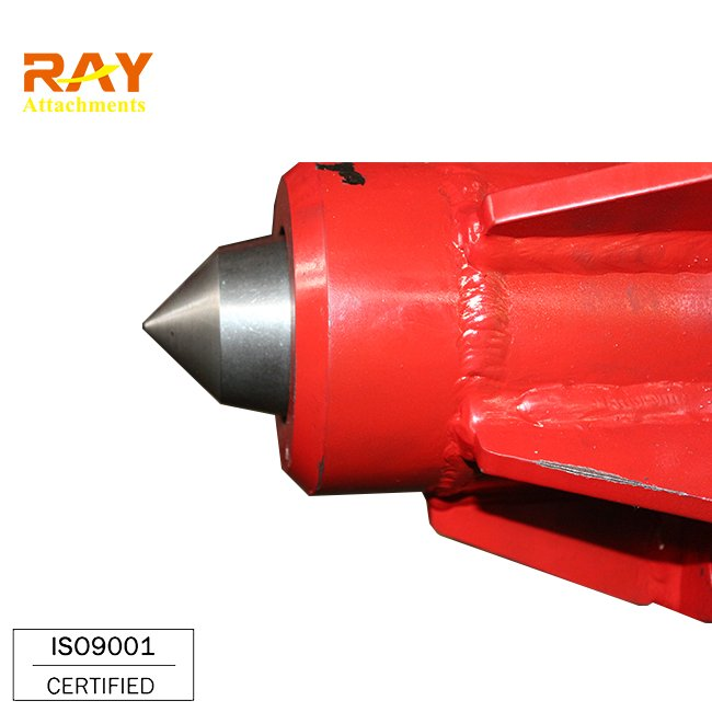 Latest super hydraulic pile breaker cutter best curshing round piles construction equipment