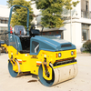 2-14 Ton Full Hydraulic Double Drum Vibratory/ Vibratory Oscillatory Construction Machine Road Roller