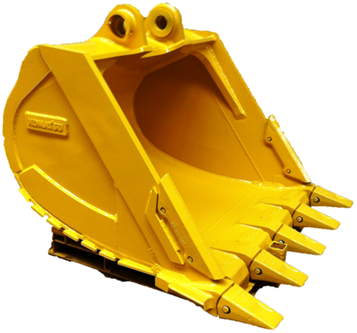 Liebherr excavator buckets R 984 C / Heavy equipment spare parts / standard excavator bucket