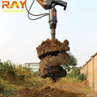 REA6000 Earth Auger for Excavator