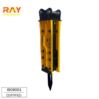 Box Type Hydraulic Breaker For 22~35 T Excavator