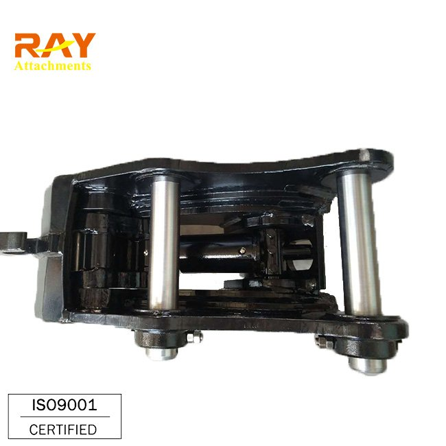 3-20 Tons Excavator Used Attachments Hydraulic Quick Coupler