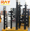 REA6000 model hydraulic motor Earth Auger drilling