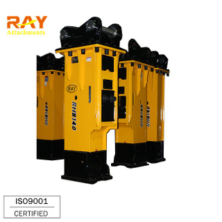 RHB140 hydraulic rock hammer for excavator for PC220
