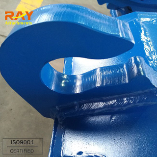 High Grades for Quick Coupler Wheel Loader