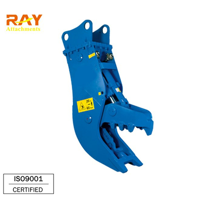 Hydraulic excavator metal scrap sheet cutting shear for sale