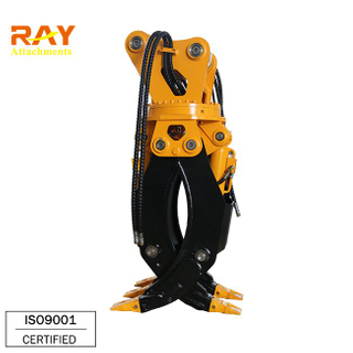 RHG10 model hydraulic Wood grapple