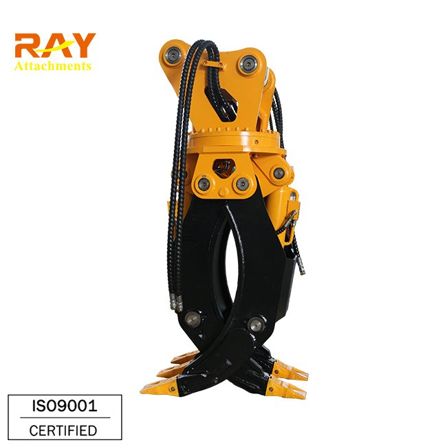 RHG04 model hydraulic Wood grapple