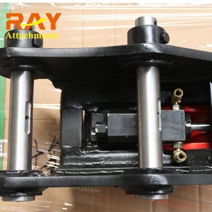 Good Quality Quick Hitch For 1~2 T Excavator earth auger