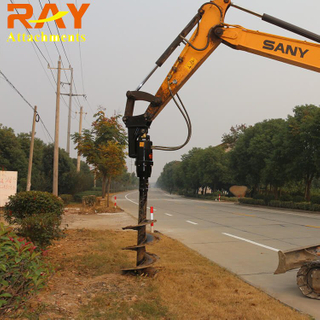 REA5500 Earth Auger for Excavator