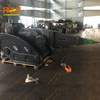 Hydraulic Breaker Manufacturer Rayattachments vibro hammer for sale