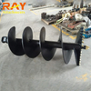 REA2000 model hydraulic Earth Auger