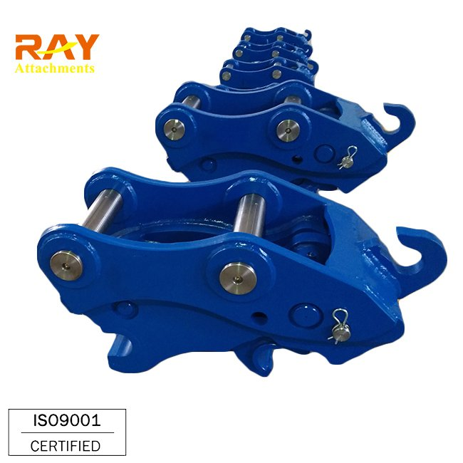 Multi-coupling quick coupler for tractor