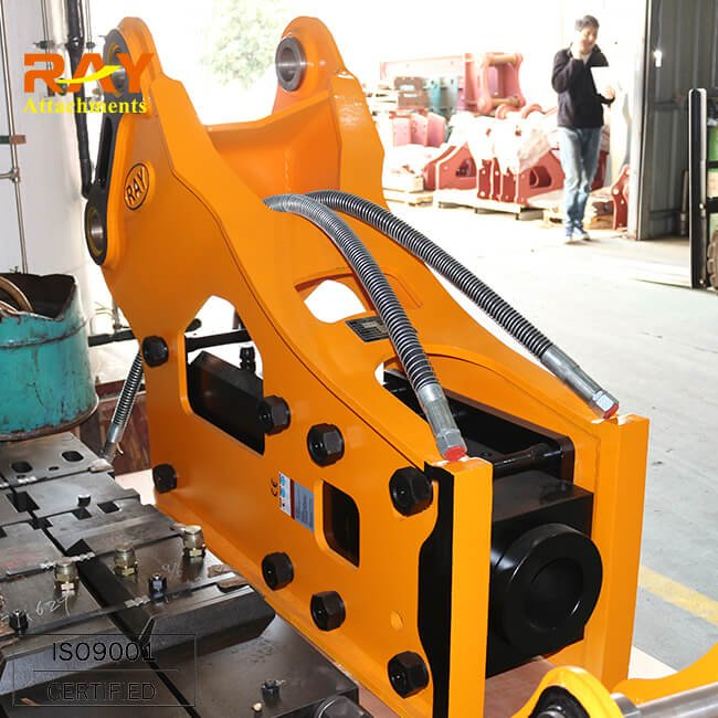 RHB140 hydraulic rock hammer for cat320 excavator
