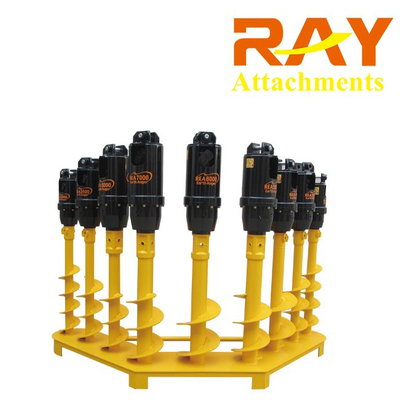 REA5000 Earth Auger for Excavator