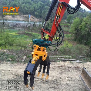 RHG10 Stone grapple For 25 -33T Excavator