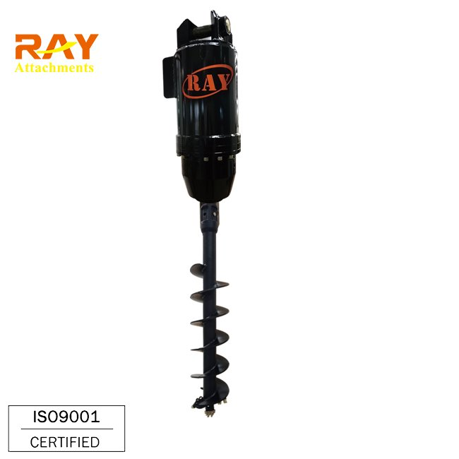 REA5500 model hydraulic motor Earth Auger drilling