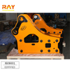 Side Type Hydraulic Breaker For 6~26 T Excavator