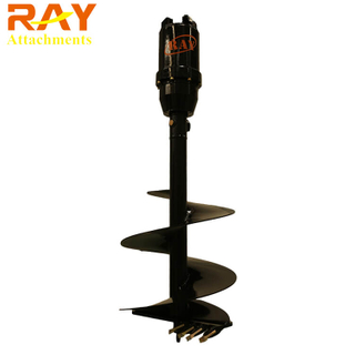 Auger Drill for Excavator