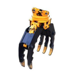 RHG 02 Excavator Rotating Grapple