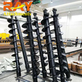 Shipped 10 sets of auger to our customers