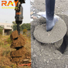 REA3000 Excavator Earth Auger