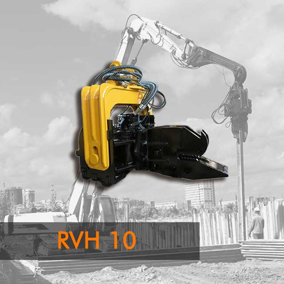 RVH10 Side Grip Vibratory Hammer