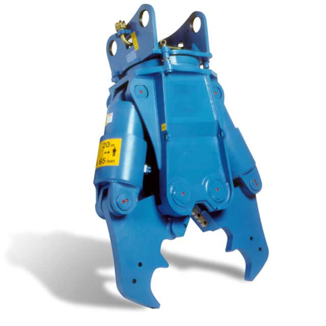 Hydraulic Crusher/ Concrete pulverizer For Excavator