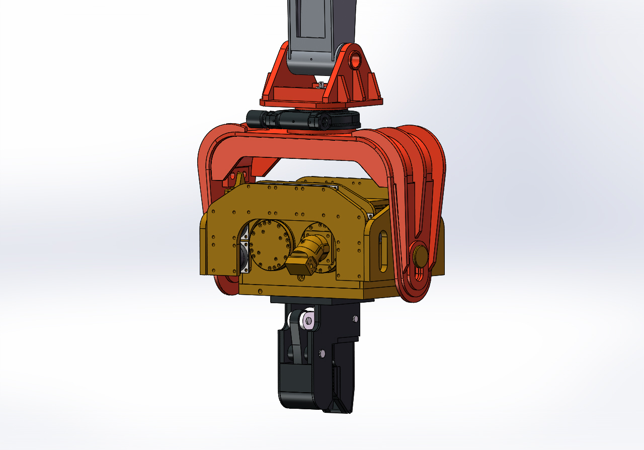Vibration Hammer For Excavator