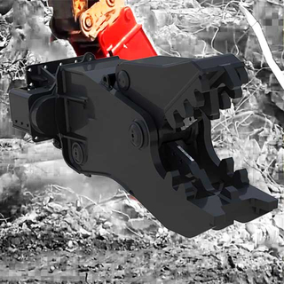 Rock crusher or Concrete Pulverizer Suitable for house demolition