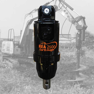 REA2500 Excavator Earth Auger