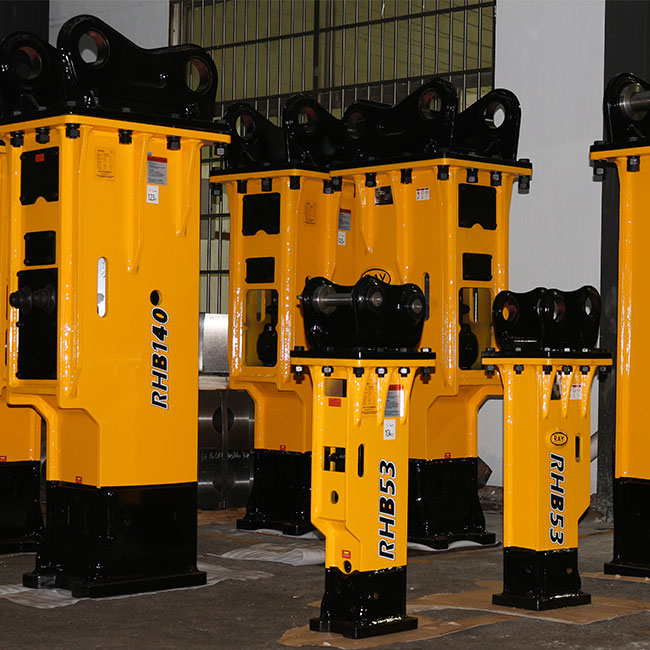 Why is your large hydraulic breaker not durable?